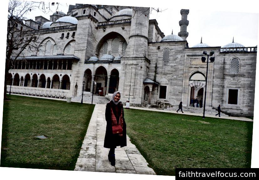 Nhà thờ Hồi giáo Suleymaniye và quan điểm của nó