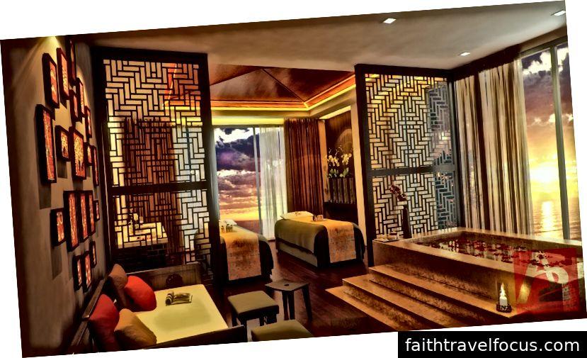 Salinda Resort & Spa Kết xuất kiến trúc 3D