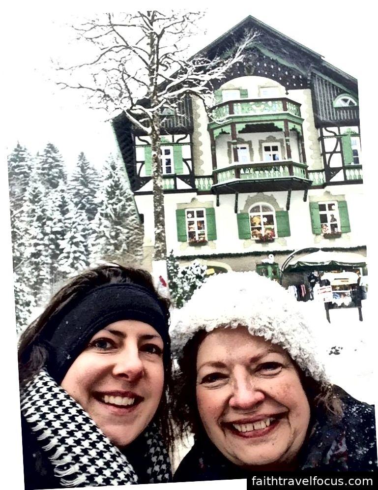 Nỗ lực thất bại của chúng tôi để đến lâu đài Neuschwanstein, 2014. Mẹo nhỏ: đặt vé trực tuyến trước thời hạn.