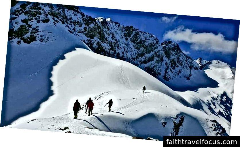 Uttarkand (Roopkund trek)