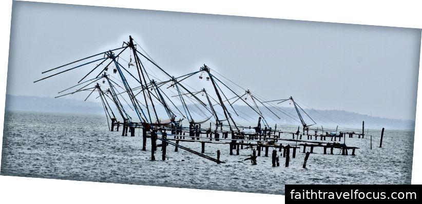 Lưới đánh cá Trung Quốc