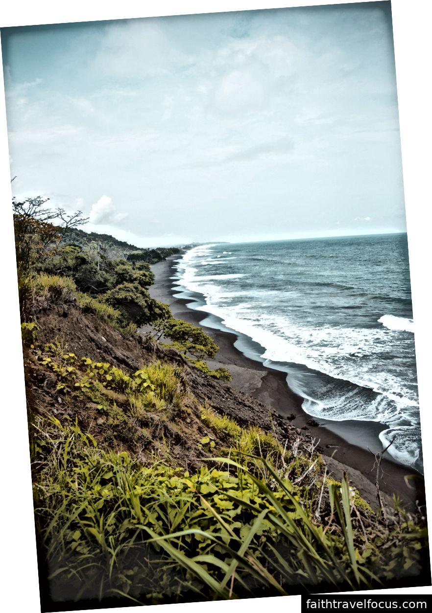 Bãi biển Thái Bình Dương, Costa Rica