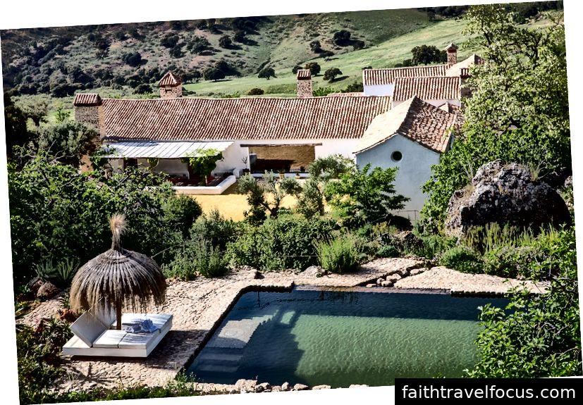 Nhà quê La Donaira, Andalusia