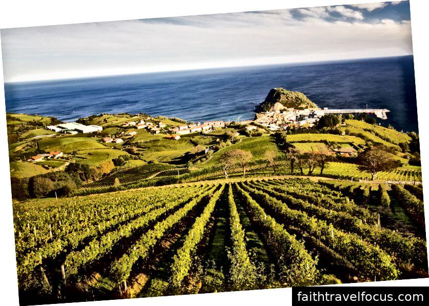 Xứ Basque, Tây Ban Nha