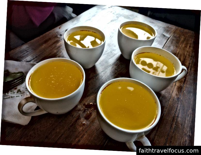 Kawa - Đồ uống nóng và tốt cho sức khỏe