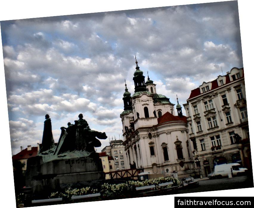 Vẻ đẹp ngẫu nhiên Prague