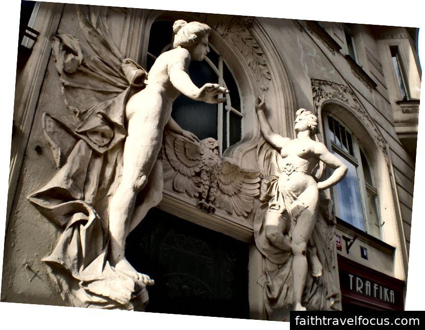 Những người phụ nữ của Prague