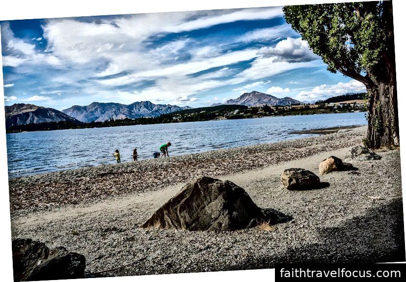 Hồ Wanaka - Đặc điểm hồ và núi cao đáng kinh ngạc khiến Wanaka trở thành nơi nghỉ ngơi được nhiều người yêu thích