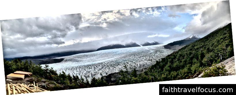 Sông băng xám
