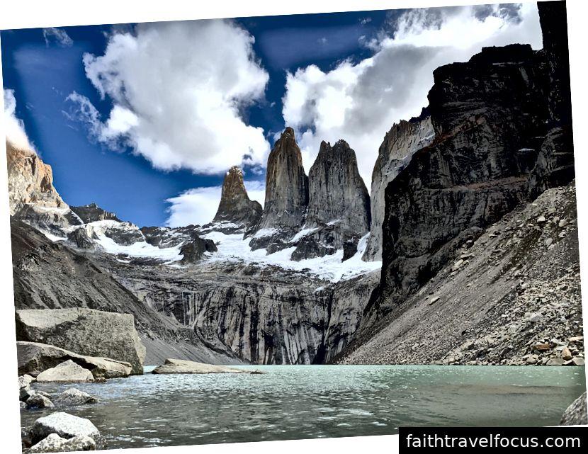Torres del Paine mirador