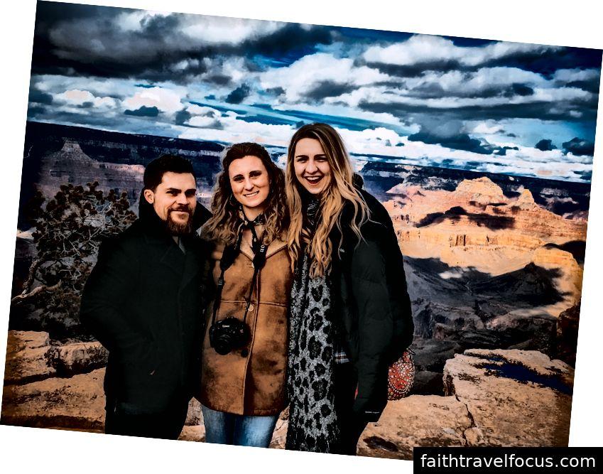Vành đai phía nam tại Grand Canyon
