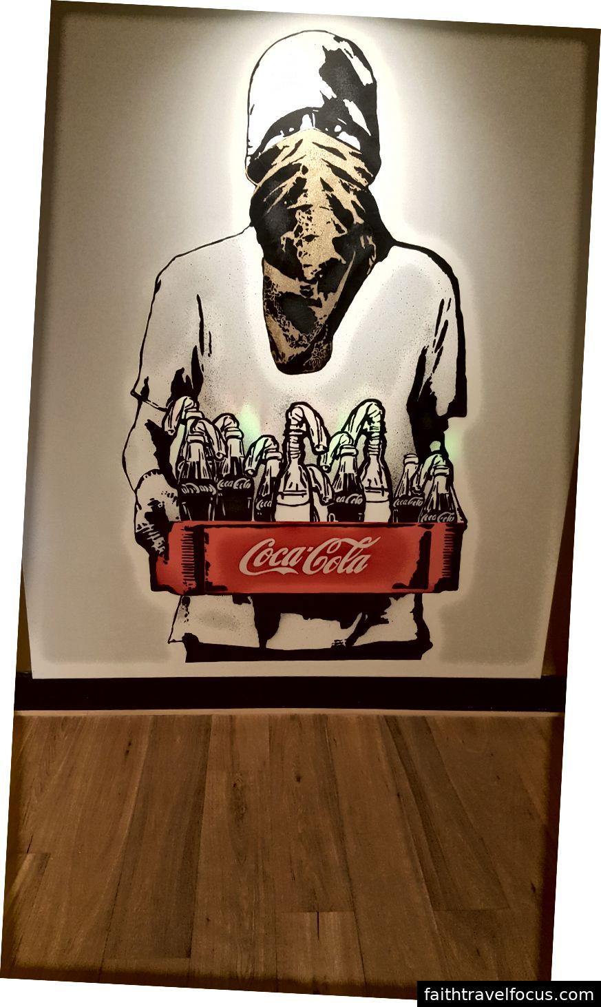 Cuộc cách mạng này mang đến cho bạn bởi Coca Cola - Icy và Sot.