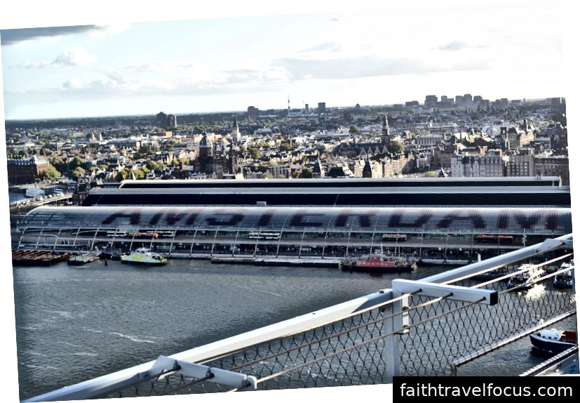 Trung tâm Amsterdam