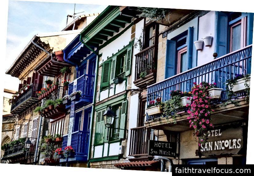 Altstadt von Mougins, Frankreich