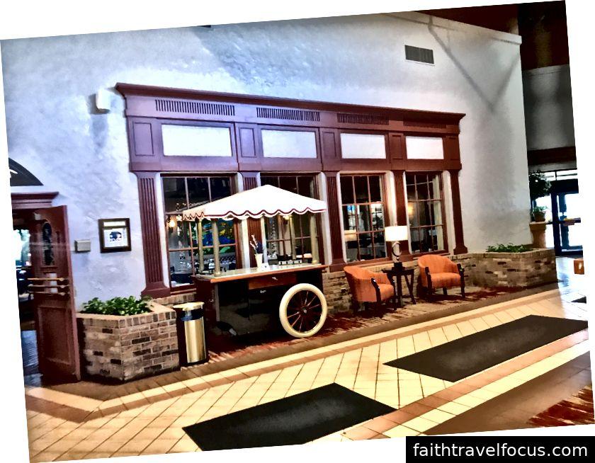 Chúng tôi sẽ nhớ bạn, Holiday Inn French Quarter Toledo-South Perrysburg