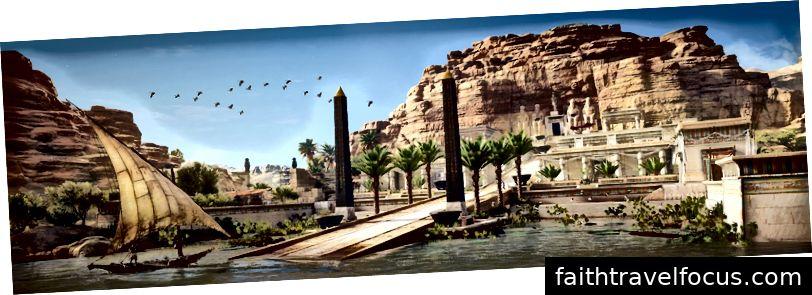Trò chơi Assassin từ Creed của Ubisoft