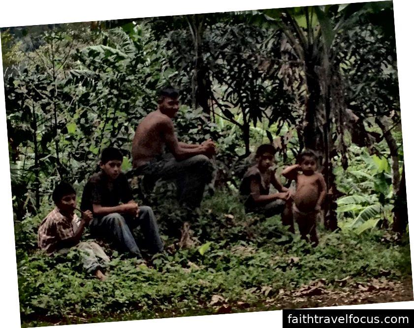 Một số trẻ em của Cacao