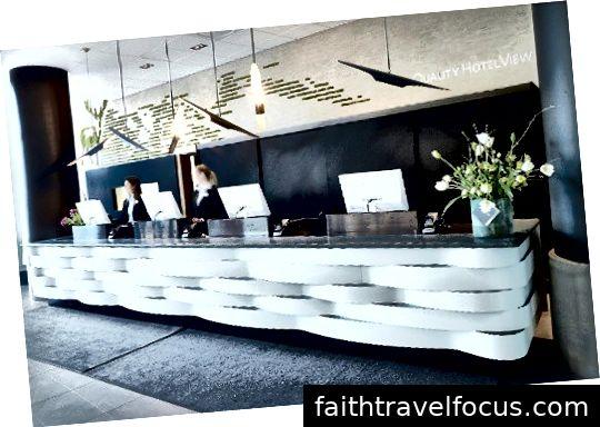 Khách sạn Bắc Âu Lựa chọn Khách sạn Chất lượng Lễ tân