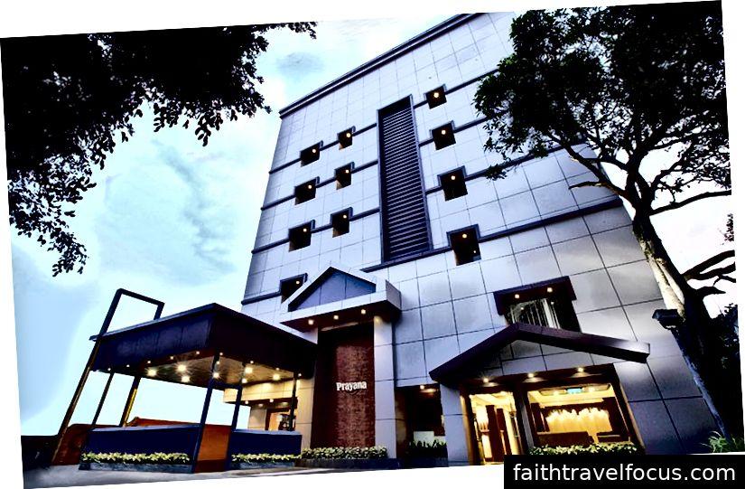 Khách sạn Prayana - Kochi
