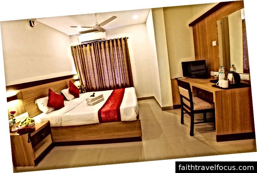 Phòng Deluxe tại Prayana Hotels