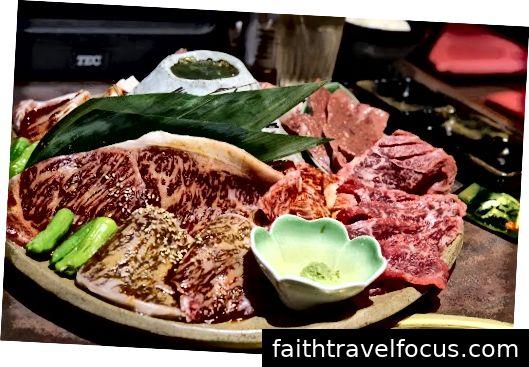 Thịt bò Yamagata để kết thúc chuyến đi Tohoku của chúng tôi!
