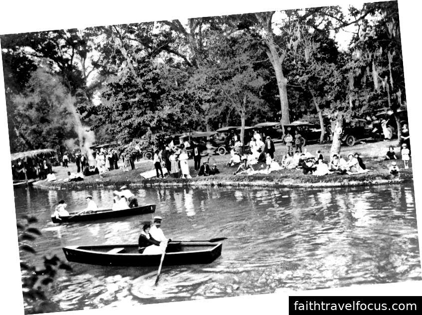 Công viên Brackenridge (Ảnh chụp nhanh Tin tức San Antonio)