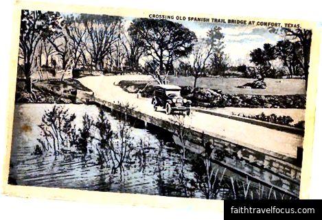 Băng qua sông Guadalupe thoải mái (Thư viện của Louis J. Blume, Đại học St.