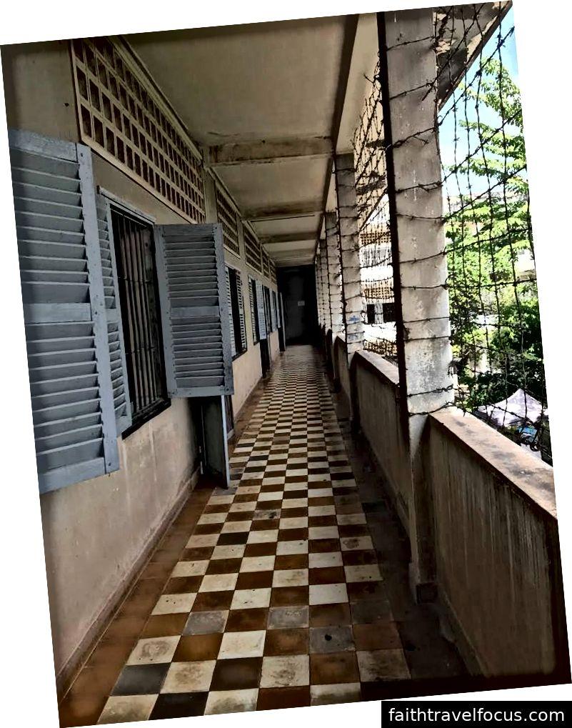Bảo tàng diệt chủng Tuol Sleng