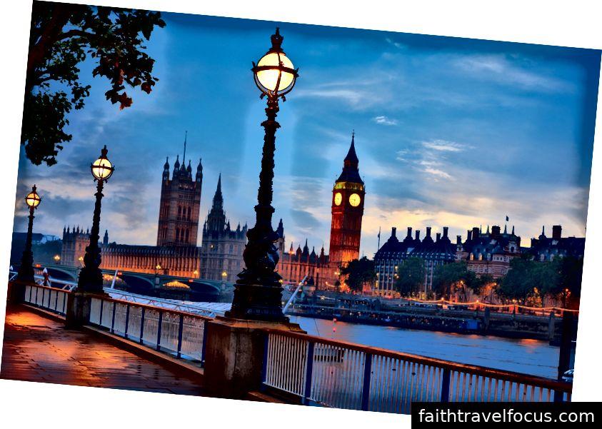 Là một trong những thành phố đa dạng nhất trên thế giới, rất nhiều nền văn hóa trên toàn cầu được tổ chức tại London.