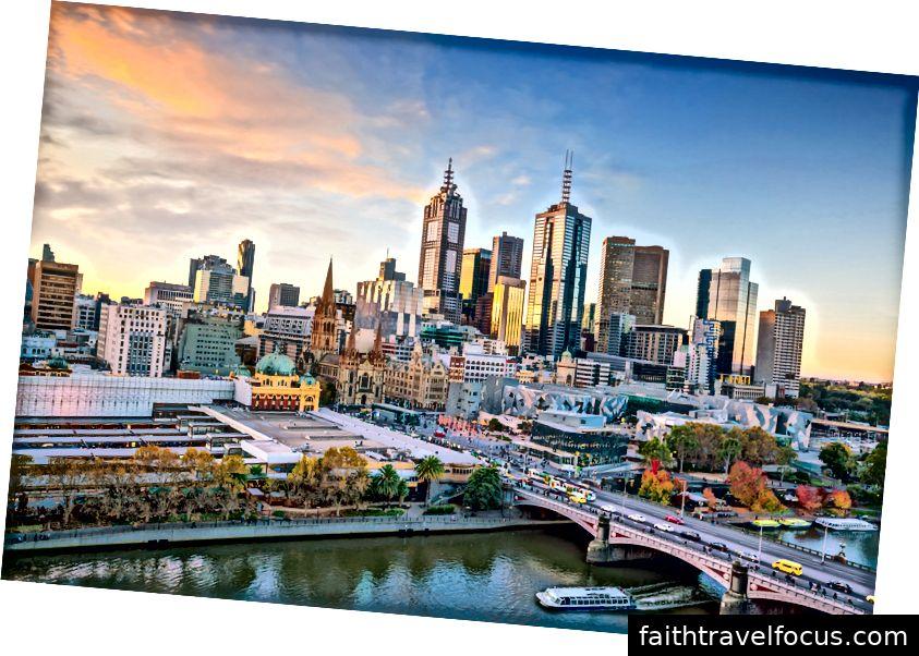 Melburnians aren lồng biết tránh né một bữa tiệc, xếp hạng thành phố thứ hai vui nhất trên thế giới trong một cuộc khảo sát của Time Out năm 2016!