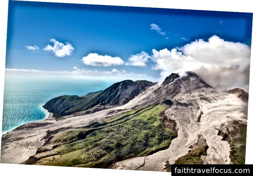 Hòn đảo Montserrat xinh đẹp có rất nhiều thứ để cung cấp, mang tính biểu tượng cho sự pha trộn hấp dẫn của các nền văn hóa.
