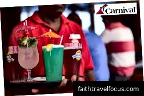 Gói đồ uống Carnival