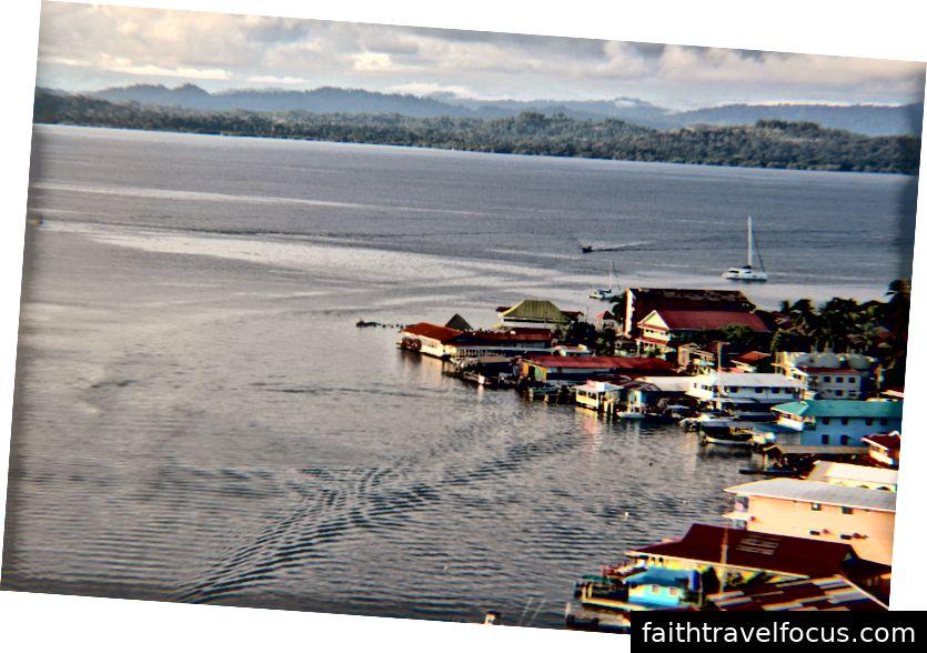 Isla Colón, Bocas del Toro, Panamá