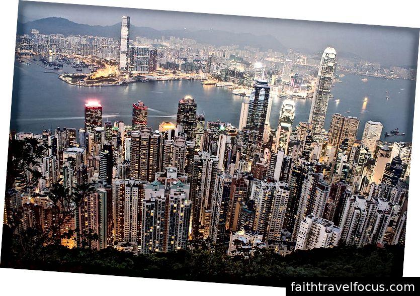 Thành phố Hồng Kông | Estial, Tòa nhà chọc trời Hồng Kông, CC BY-SA 4.0