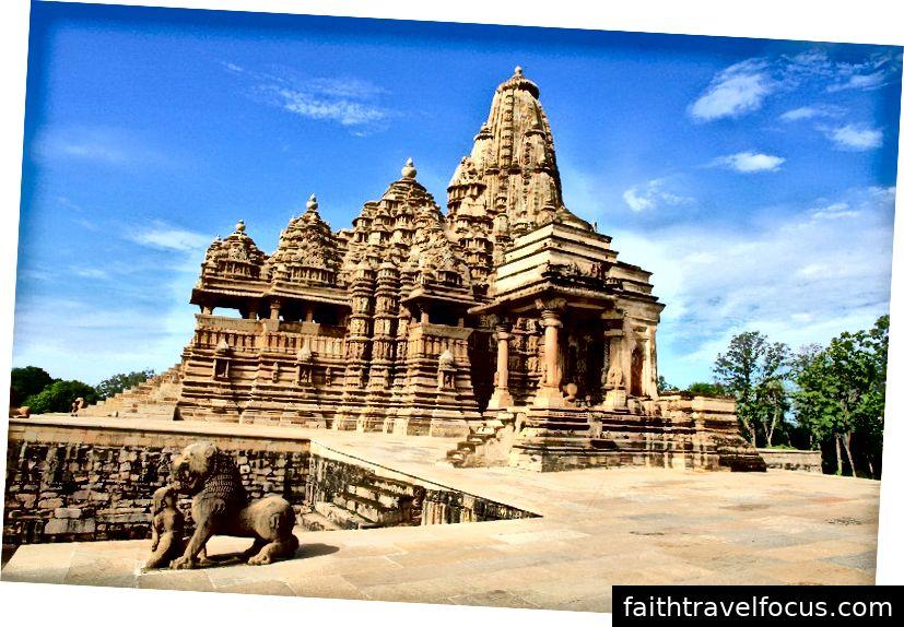 Đền Khajuraho