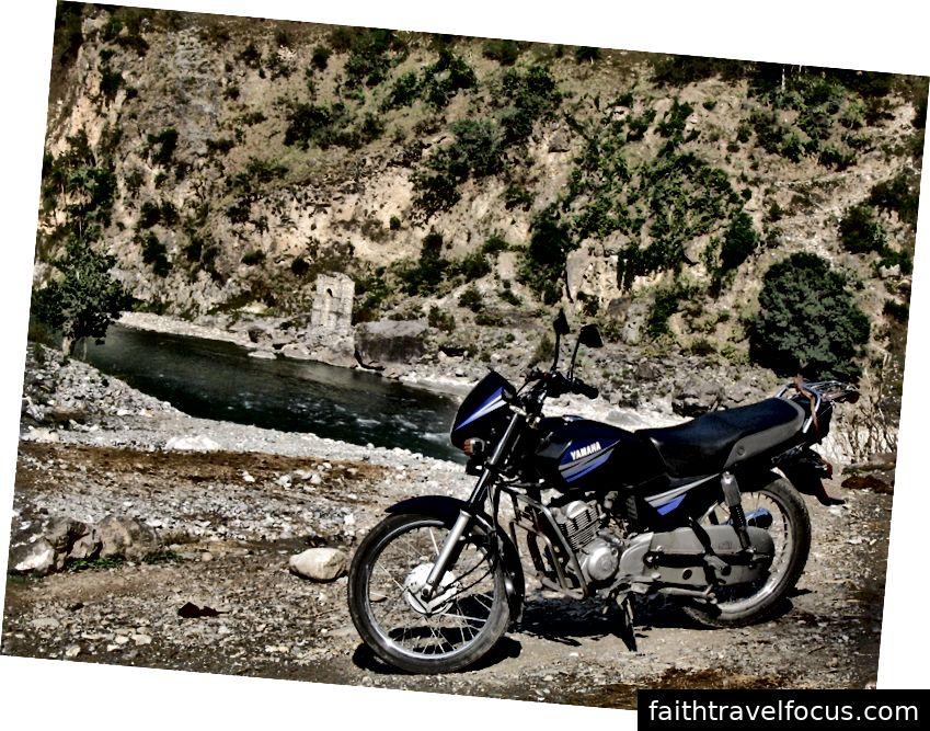 Yamaha YBX 125cc của tôi