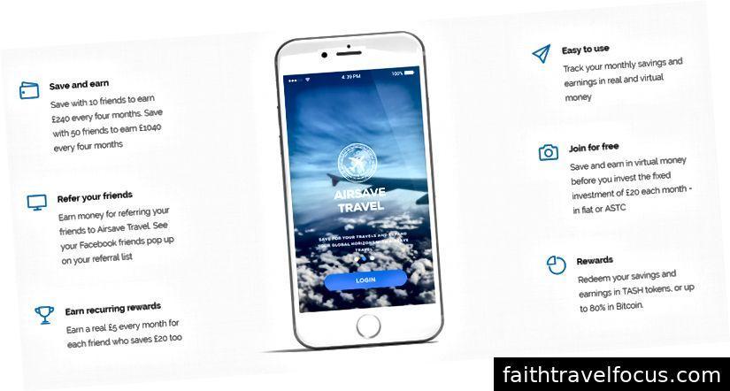 Truy cập trang web chính thức của Airsave Travel tại https://www.airsavetravel.com/