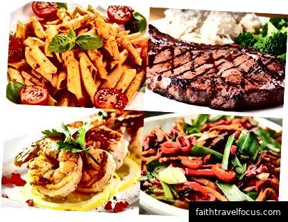 Thiên đường ẩm thực!