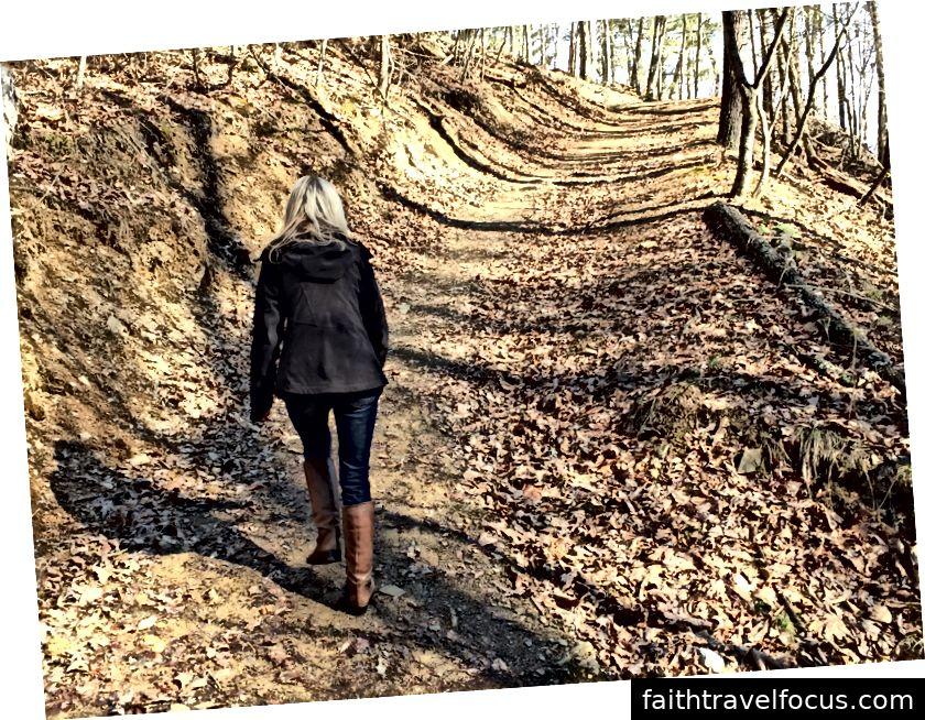 Đường mòn Cohosh, Greenbrier, Tây Virginia