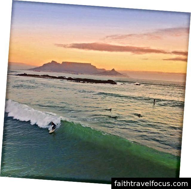 Xem bảng, Cape Town