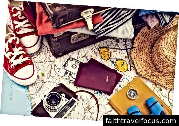 Mẹo để nhớ khi đi du lịch nước ngoài!