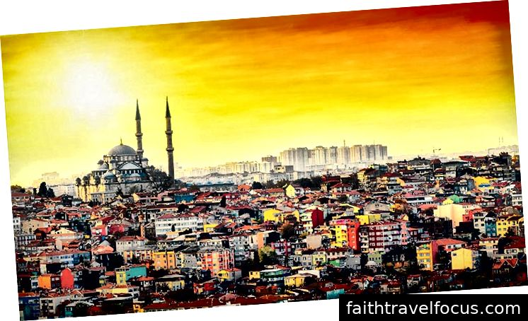 10 lý do sẽ khiến bạn đi du lịch đến Thổ Nhĩ Kỳ