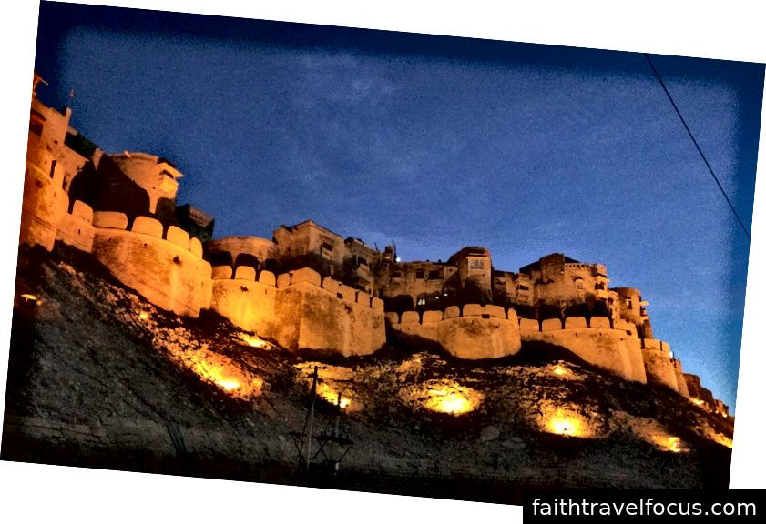 Pháo đài Jaisalmer