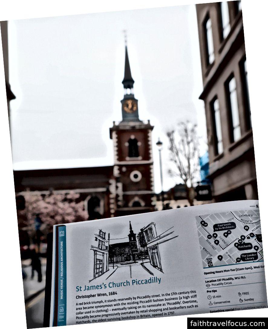 Nhà thờ duy nhất Christopher Wren được thiết kế từ đầu