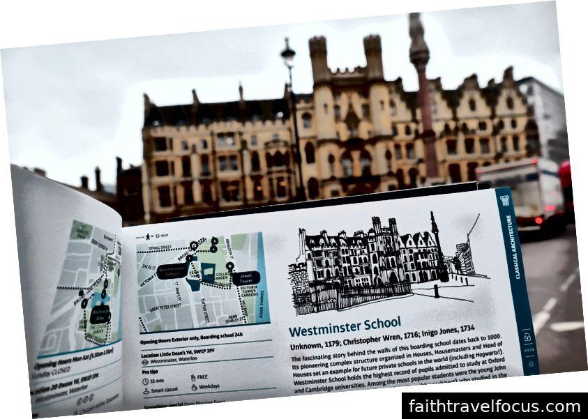 Christopher Wren và John Locke là học sinh của trường Westminster
