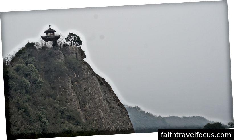 Hầu như tất cả các bức ảnh trong bộ ảnh này được chụp tại Núi Kuaiji 会 ở Shoaxing, tỉnh Chiết Giang.