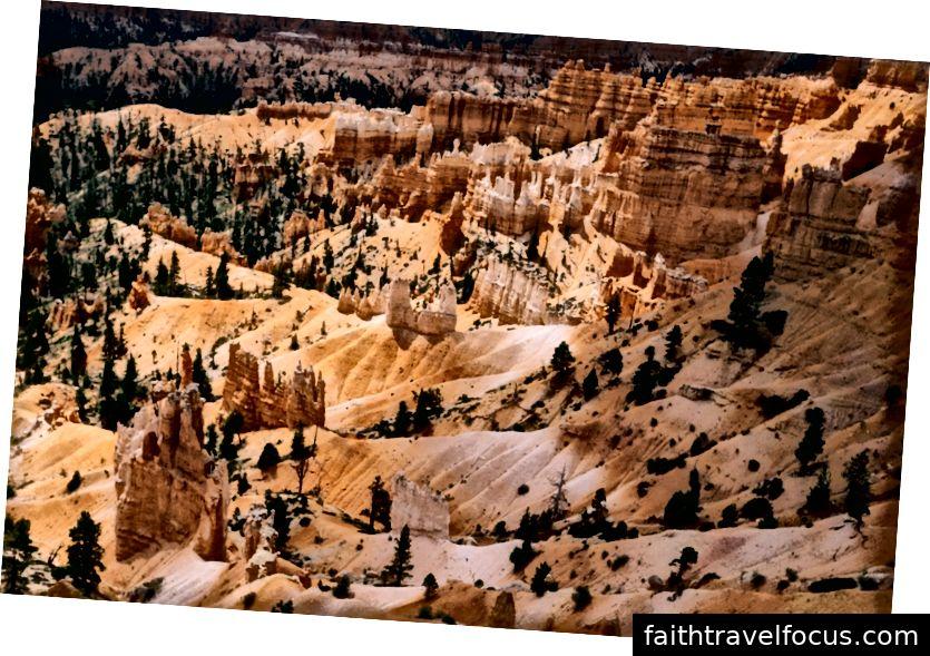 Công viên quốc gia hẻm núi Bryce