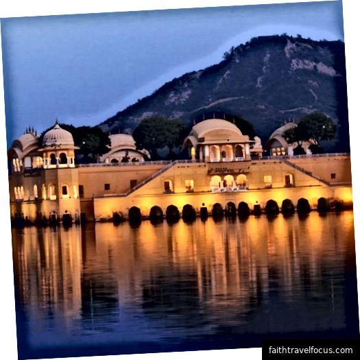 Tour tham quan Jaipur