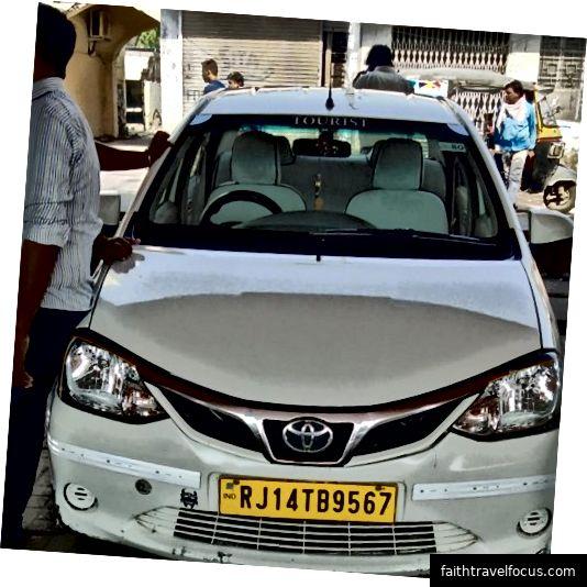 Hình ảnh xe Maru Cabs