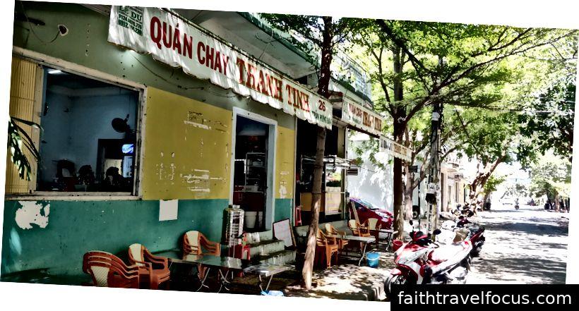 Đề nghị nhà hàng thuần chay ở Phan Rang